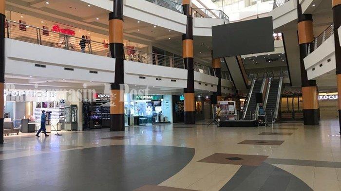 Tenant Fashion dan Perabot Rumah Tangga di Duta Mall Kembali Beroperasi