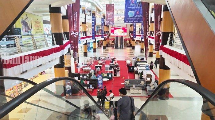 Dengar PPKM Level 4 Banjarmasin Diperpanjang, Manajer Operasional Duta Mall Langsung Lemas