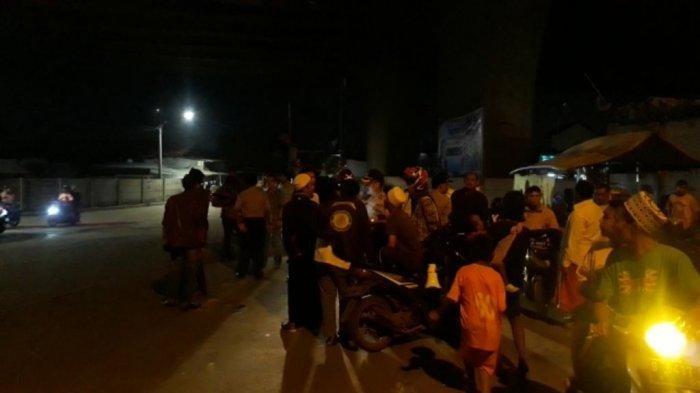 Kronologi Tawuran Suporter Persitara Jakarta Utara dan Persija Jakarta, Saksi : Dari Konvoi