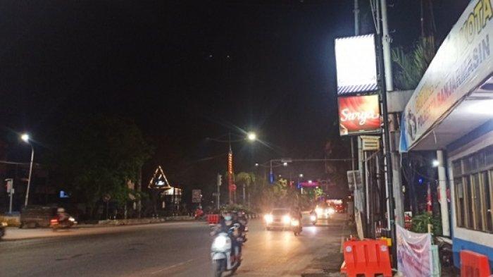 Malam Pertama Pemberlakuan Jam Malam di Banjarmasin Ditunda, Ternyata Ini Alasannya