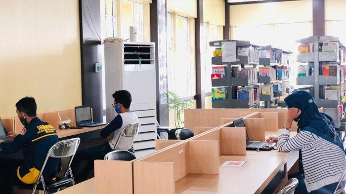 Layanan Perpustakaan Dispersip Kalsel Tetap Buka Selama Ramadhan 1442 H