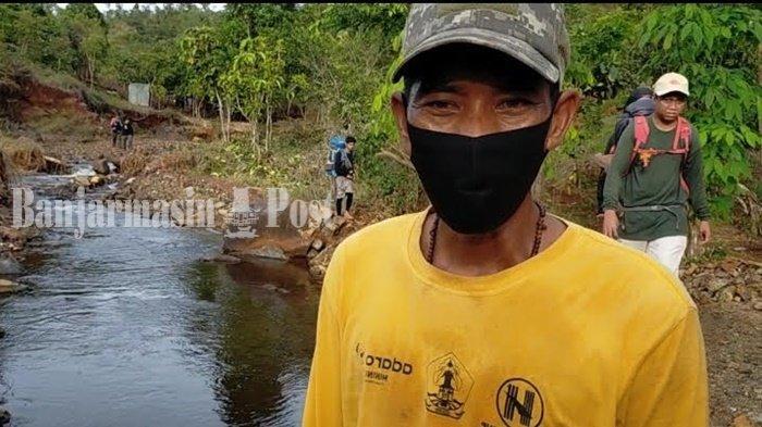 Sejarah Nama Objek Wisata Air Terjun Janda Beranak Tiga di Kabupaten Banjar