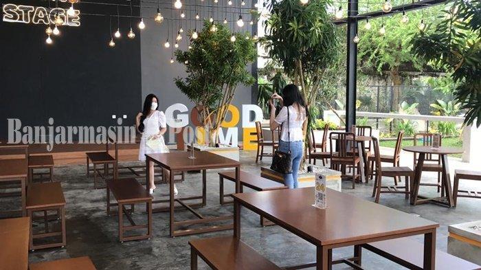 Kuliner Kalsel, Warung Wakaka Banjarmasin Suguhkan 200 Menu