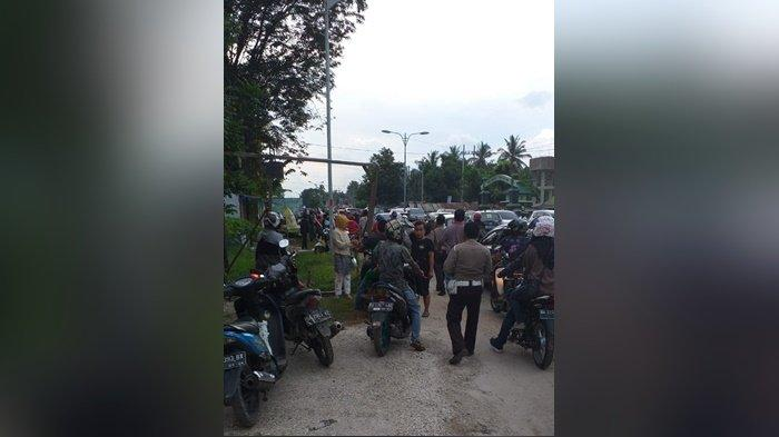 Sopir Pick Up yang Terlibat Kecelakaan Maut di Liang Anggang Diamankan di Polres Banjarbaru