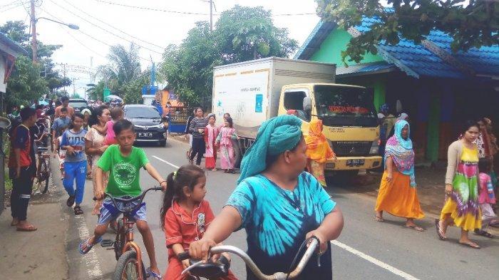 BREAKING NEWS: Warga Heboh, Mayat Perempuan Terseret Derasnya Sungai Martapura