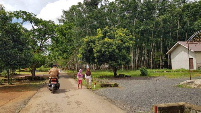 KalselPedia - Profil Desa Benua Tengah Tanahlaut