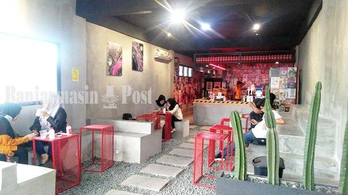 Kuliner Banjarmasin, Desain Interior Modern ala Sunday Festival, Gaya Khas Anak Muda