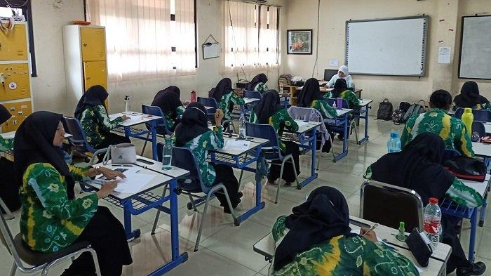 Masuk Daftar Sekolah Terbaik se Indonesia di LTMPTN, SMAN Banua Kalsel Optimis Pertahankan Prestasi