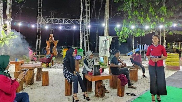 Persiapkan Wakil Tabalong di Pemilihan Putri Pariwisata Kalsel, DisporaparBerikan Pembekalan