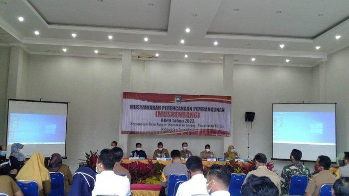 Percepat Pemulihan Ekonomi Masyarakat, Petinggi Dewan Tala Cetuskan Penguatan Padat Karya