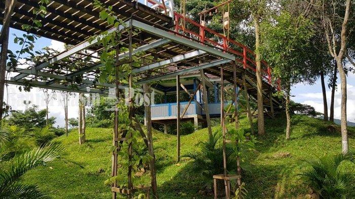 Wisata Kalsel, Taman Permana Pelaihari Langganan Jadi Tempat Prawedding