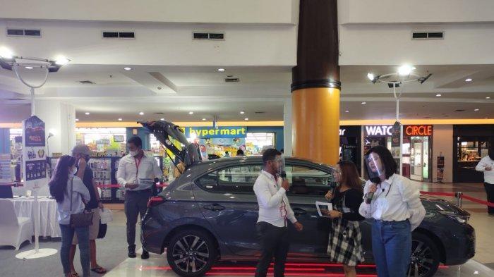 Beli Mobil Honda Berpeluang Dapat Motor, Hanya Selama Pameran di Duta Mall Banjarmasin, Buruan Order