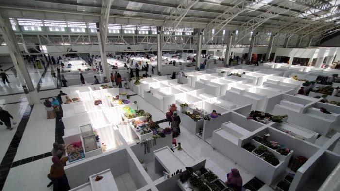 Relokasi Pasar Bauntung, 80 Persen Lebih Pedagang Memilih Pindah