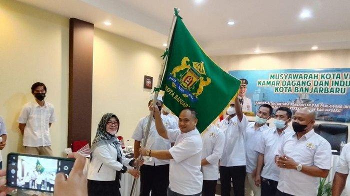 Terpilih Pimpin Kadin Banjarbaru, Hans B Proyogi : Pemulihan Ekonomi Jadi Tantangan