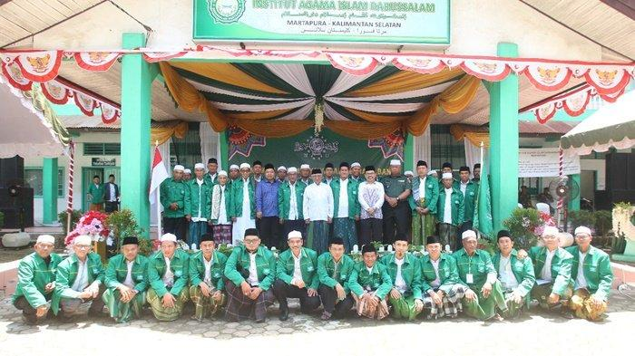 Nahdlatul Ulama Kabupaten Banjar Miliki Kepengurusan Baru, Ini Komposisinya