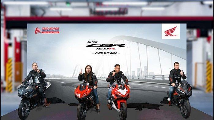 Agresif dan Sporty, Begini Penampakan All New Honda CBR150R yang Hari Ini Resmi Mengaspal di Banua