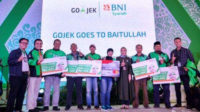 Castourindo Kerjasama Dengan BNI Syariah Luncurkan Paket Umrah Terjangkau Khusus Driver Go Jek