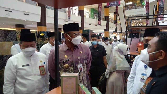 Gelar Festival Ekonomi Syariah di Duta Mall Banjarmasin, BI Kalsel Dukung Pengembangan UMKM Kalsel