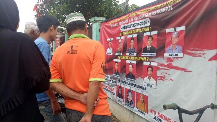 Anggota BPD di Desa di Banjar ini Banyak yang Sarjana, Begini Harapan Warga