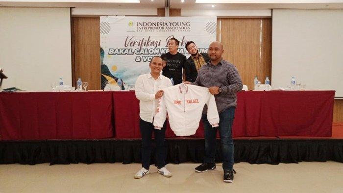 Dua Kandidat Mundur, Calon Ketua Umum BPD Hipmi Kalsel Tinggal Satu Orang
