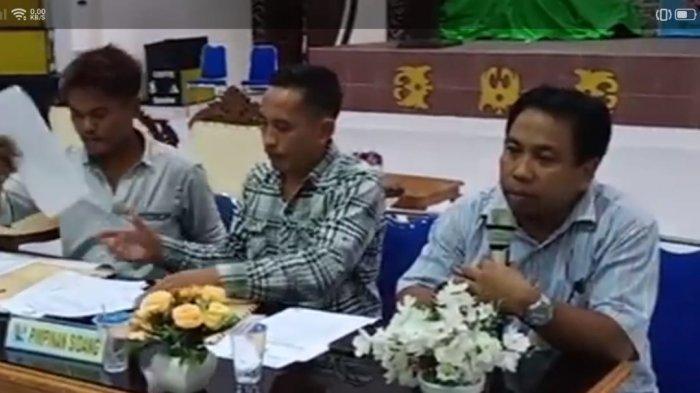 Kisruh Askab PSSI Kotabaru dan Asprov PSSI Kian Runcing, Ini Penyebabnya