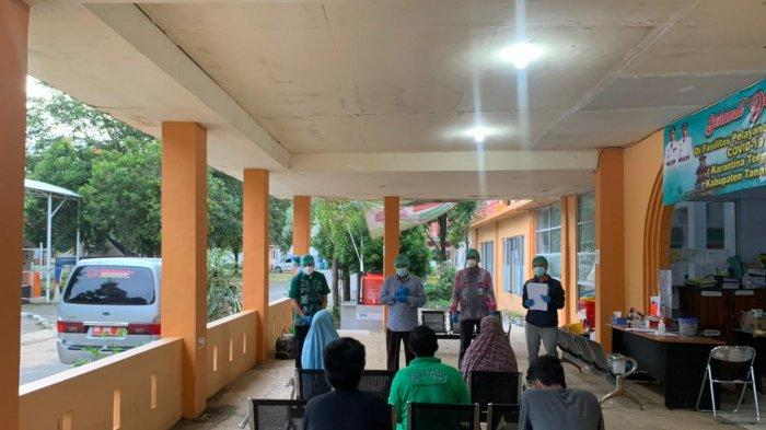 PPKM Mikro di Tanahlaut Dimasifkan, Aparat Desa dan Tetangga Diminta Ayomi Warga Isolasi Mandiri