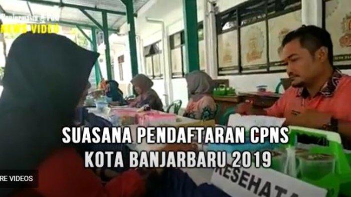 CPNS 2021, Formasi Polisi Pamong Praja Favorit Pelamar untuk di Pemko Banjarbaru