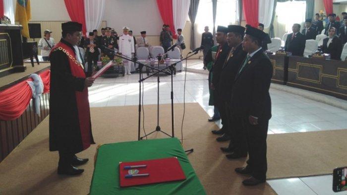 Tokoh yang Pernah Jadi Ketua DPRD Kotabaru Sejak 1980, Gedung Eks Bioskop Gembira dan Restoran