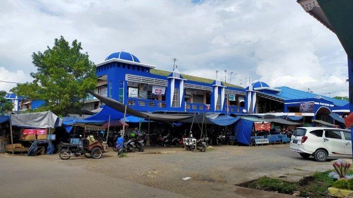 Terimbas PPKM, Pedagang di Martapura Sebut Jualannya Sepi Pembeli