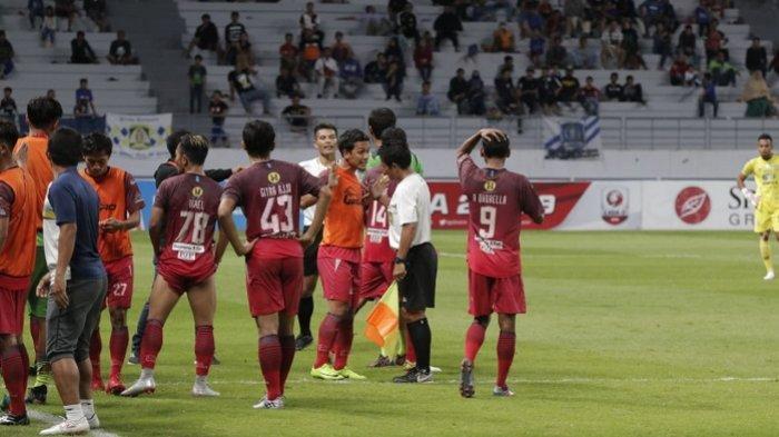 SESAAT LAGI! Live Streaming TV Online Martapura FC vs Persita 8 Besar Liga 2 2019, Tak di Link TVOne