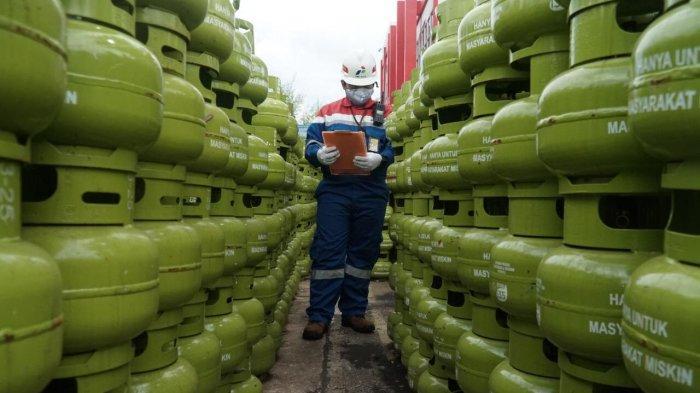 Idul Adha, Pertamina Tambah 339.240 Tabung Untuk Kalimantan