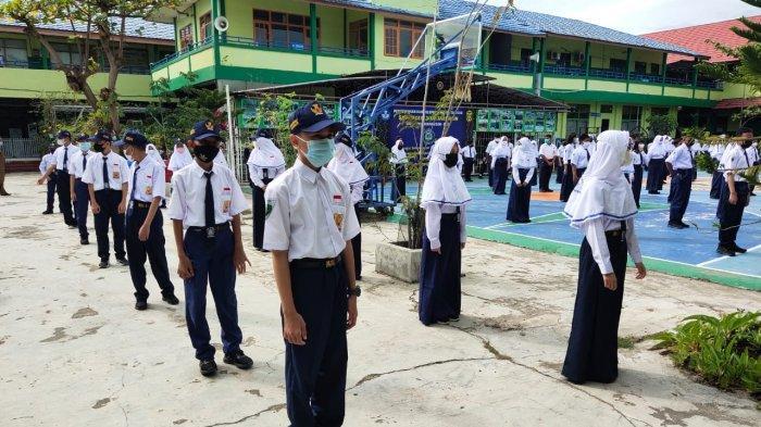 Vaksinasi Covid-19 Bagi Pelajar di Banjarmasin Wajib Mengantongi Izin Orangtua