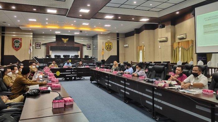 Realisasi Dana Refocusing Covid-19 Dilaporkan Secara Umum, DPRD Banjarmasin Minta SKPD Hadir