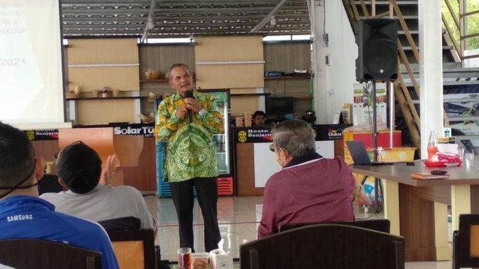 Koperasi Duta Banua Gelar RAT di Restoran Terapung Banjarmasin