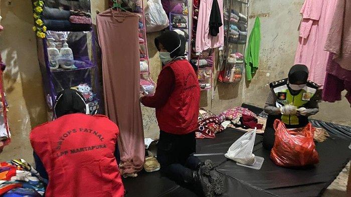Geledah Blok Hunian di Lapas Perempuan Martapura, Petugas Gagal Temukan Barang Terlarang yang Dicari