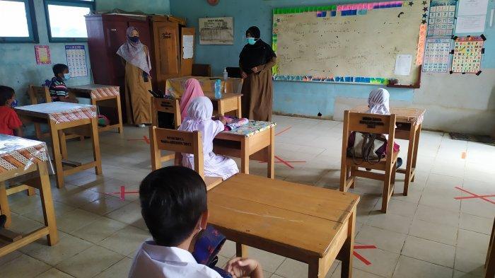 Besok PTM Diberhentikan Sementara, Sekolah Ini Keluhkan Sulitnya Jaringan Internet