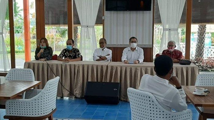 Kalah di Pilkada Banjarbaru, Martinus-Jaya Tetap Penuhi Janji Hibahkan Tanah untuk Rumah Tahfiz