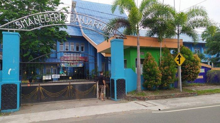 Jalur Zonasi di SMAN 2 Banjarmasin Sudah Dipenuhi 464 Pendaftar