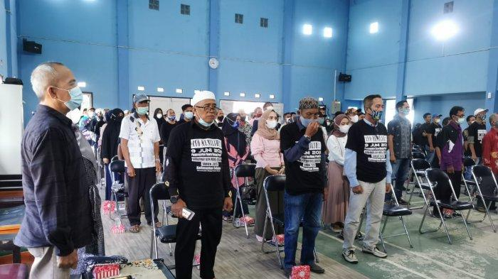 Jelang PSU Pilgub Kalsel 2020, KPU Banjarmasin Lakukan Sosialisasi