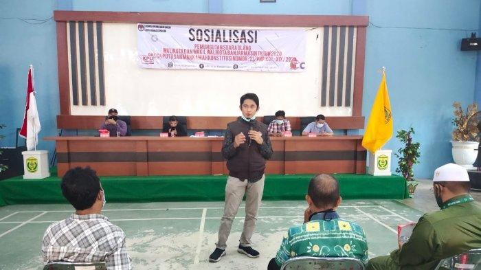 Pilkada Kalsel 2020, Partisipasi Pemilih Rendah Jadi Momok di PSU Pilwali Banjarmasin