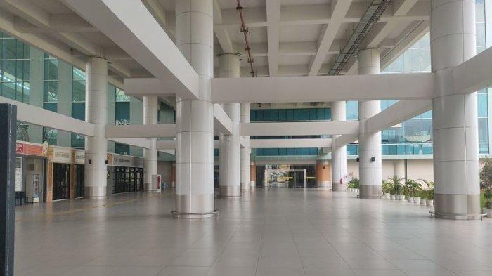 Sepi Bak Kuburan di Tengah Pandemi Corona, Kondisi Bandara Kertajati Majalengka Kian Merana