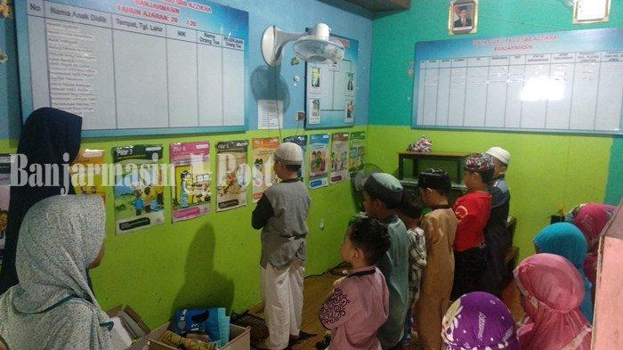 Yang Tersisa dari Almarhum Ustadz Arifin Ilham, Bila Pulang Kampung Ajak Anak TK Berzikir