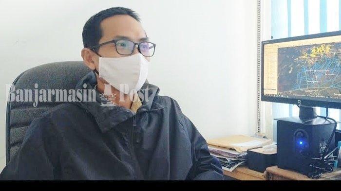 Subrianto, Kepala Bidang (Kabid) Sumber Daya Air Dinas Pekerjaan Umum dan Perumahan Rakyat (PUPR) Kota Banjarbaru, Kalimantan Selatan.