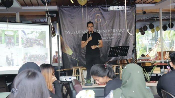 Kemeriahan Perayaan Anniversary Mercure Banjarmasin ke 8 Tahun