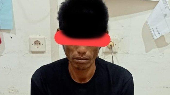 Narkoba Kalteng, Warga Kabupaten Tala Kalsel dan 8 Bungkus Sabu Diamankan di Sampit