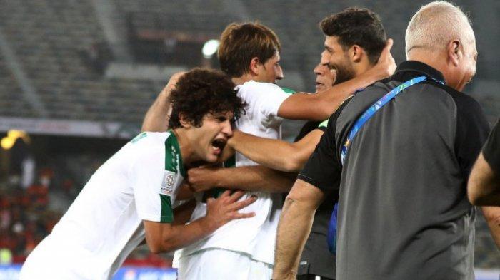 Hasil Vietnam Vs Irak di Piala Asia 2019, Tendangan Bebas Adnan Bawa Irak Unggul Skor Akhir 2-3