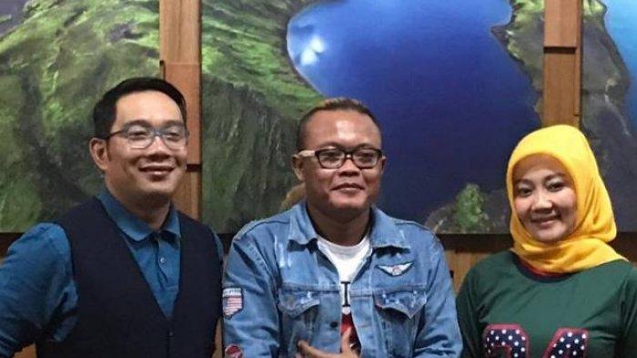 Sule Bertukar Gaya dengan Gubernur Jawa Barat, Ridwan Kamil, Ini yang Terjadi Kemudian