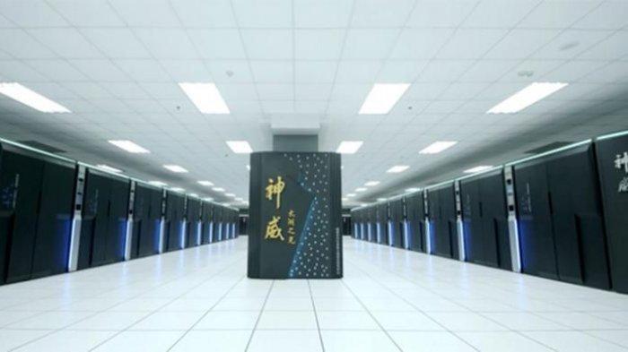 AS Blacklist Lagi Perusahaan China, Setelah Huawei Kini Giliran Superkomputer Ini Kena Sial