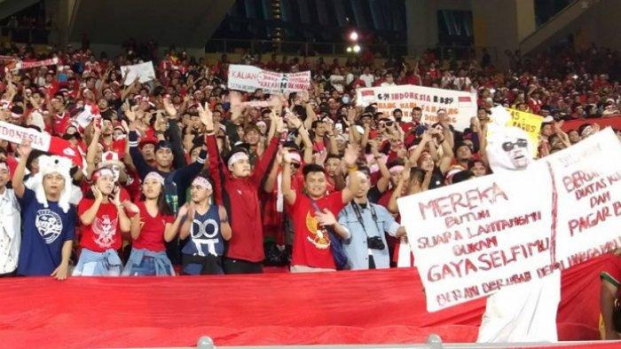 Jelang Perempat Final Timnas U-19 Indonesia vs Jepang, Fox Soroti Fanatisme Suporter Garuda