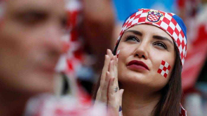 Perancis Juara Dunia 2018, Tangiskan Suporter Kroasia!